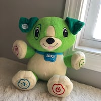 Leapfrog My Pal Scout Talking Puppy Learning Plush Toy