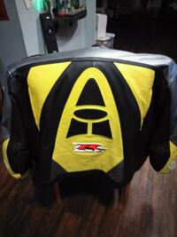 yellow and black GSX R jacket Sanford, 27332