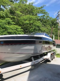 Chris Craft Stinger 1986 26 mi