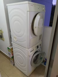 Washing m/c and dryer (stack-up) SINGAPORE