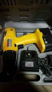 yellow and black cordless power drill Columbus, 43229