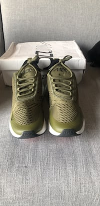 Nike Air Max 270 Medium Olive. Brand New! Size 11 43 km