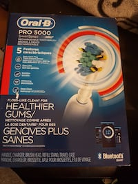 Brand new Oral-B Pro 5000 with Bluetooth London, N6C 5A9