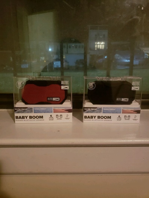 Baby Boom by Altec Lansing 0