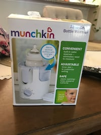 Munchkin Bottle Warmer Chantilly, 20152