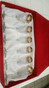 Champagne Flutes glasses NEW Bakersfield, 93311