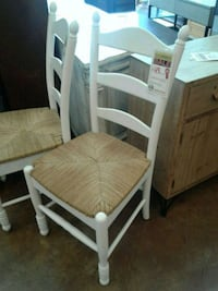 White Wood Dining Chair Phoenix, 85018