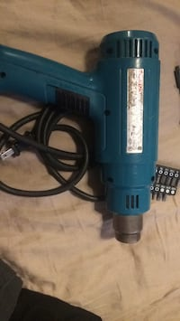 blue and black corded power drill Calgary, T2A 0G2