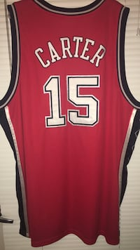 New Jersey Nets Vince Carter authentic  Adidas Bothell, 98012
