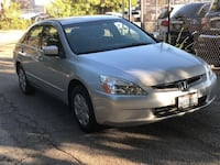 2004 HONDA ACCORD LX Glendale, 91214