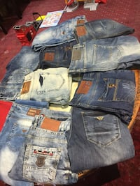 Jeans used but almost new  Brampton, L6R 3M6