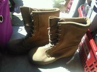 Brand new pair of army boots 9.0XL Killeen, 76541