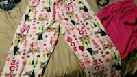 Pink panther bottoms and top size XL Limestone, 37681