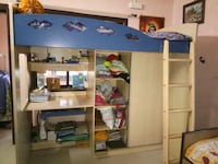 All in one bunk bed  Navi Mumbai, 400703