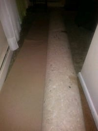 Beige carpet w/padding Oxon Hill, 20745
