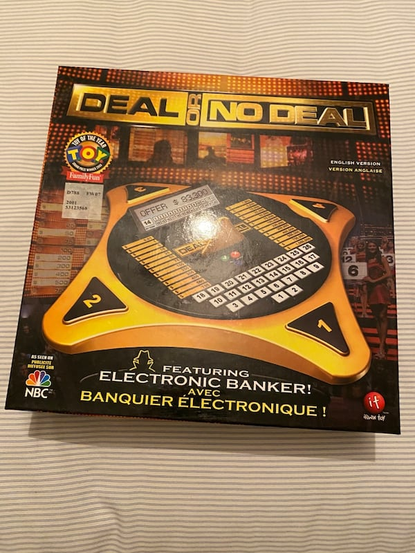 Deal or no Deal Board Game 79fa95bf-736c-4633-a398-1f845d89beb0