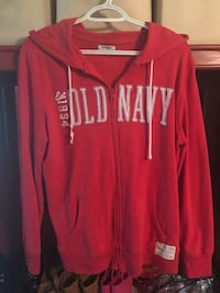 red and white Pink by Victoria's Secret hoodie Lebanon, 37087