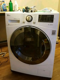LG Compact All-in-one Washer/Dryer