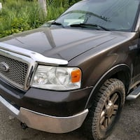 Parts only 2006 f150 4x4  Mississauga