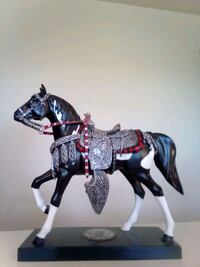 black and white horse figurine West Covina, 91791