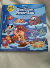 Disney Bedtime Favorites book Manassas, 20110