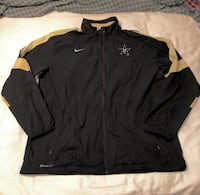 XL Nike Vanderbilt Windbreaker Pittsburgh, 15237