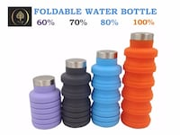 FOLDABLE BOTTLE. Free Home Delivery. TORONTO