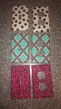Homemade Outlet/switch cover sets  Knoxville, 37918