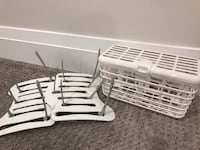 Bottle drying rack and dishwasher rack Brampton, L6R 0E1