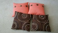 Accent decorative pillows  Falls Church, 22042