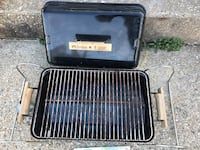 Marlboro Webber black charcoal grill. Selling for $25 or best offer Perry Hall, 21236