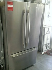 "Jenn-Air French Door Fridge 36"" Victorville"