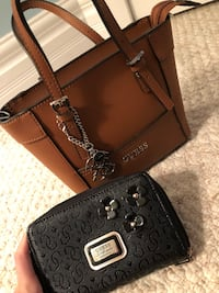 Real guess wallet and purse Richmond Hill