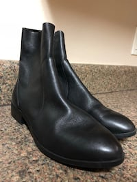 Top Shop Black Boots size 36 Fort Worth, 76123