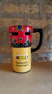 Cup for a teacher Chicago, 60647