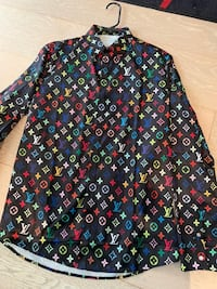 Men's LV button up