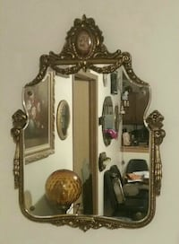 Early 1900's Vintage French Mirror, Very Rare. Florissant, 63033