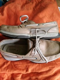 pair of gray-and-white SPERRY TOP-SIDER  Port Allen, 70767