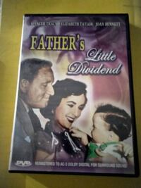 Father's Little Dividend DVD Movie!