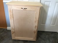 Wood is-out trash bin - NEW Woodbridge, 22192