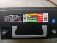 Everstart top post battery with warranty Louisville, 40210