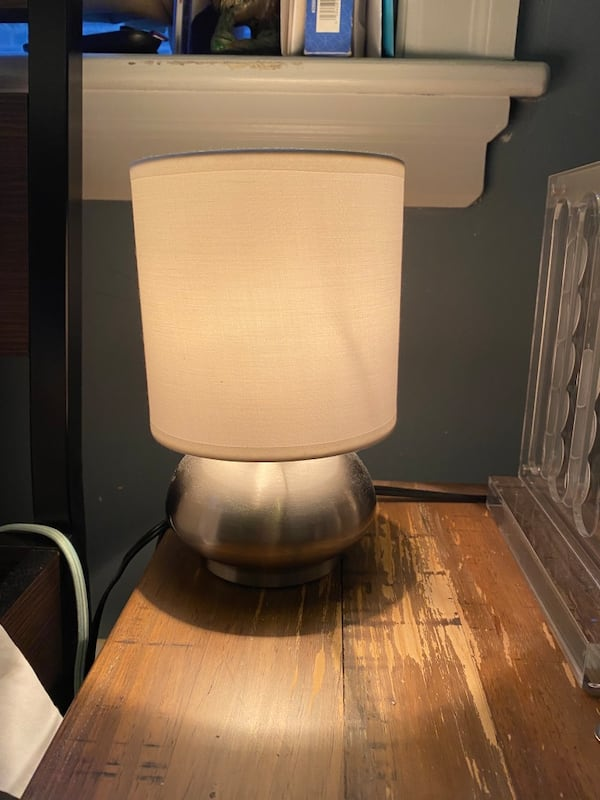 Sold Nightstand Lamp Touch Dimmer 3