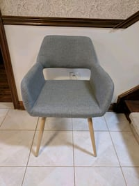 Accent/Dining Chair, light grey