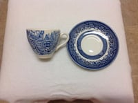 5 cups 4 saucers, not matching pattern Oshawa, L1H
