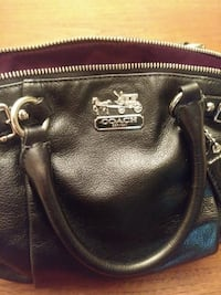 Gorgeous Coach Madison Leather Bag Alexandria
