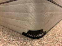 Kingsdown twin with boxspring