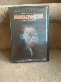 Halloween DVD limited edition pick up Warren Michi