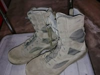 Mens size 12 tactical Reebok boots Tampa, 33611