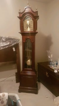 Grandfather clock, solid wood  Mississauga, L4Z