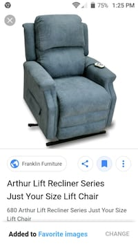 Lift Chair 290 mi